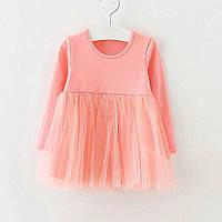 """Платье для девочки """"Нежность NEW"""", фото 1"""