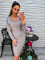 Модное в этом сезоне платье №1