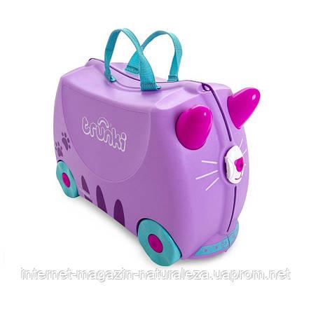 Детский чемодан Trunki Cassie Cat, фото 2