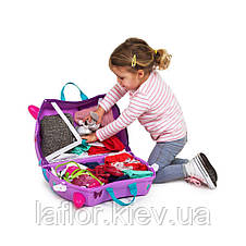 Детский чемодан Trunki Cassie Cat, фото 3