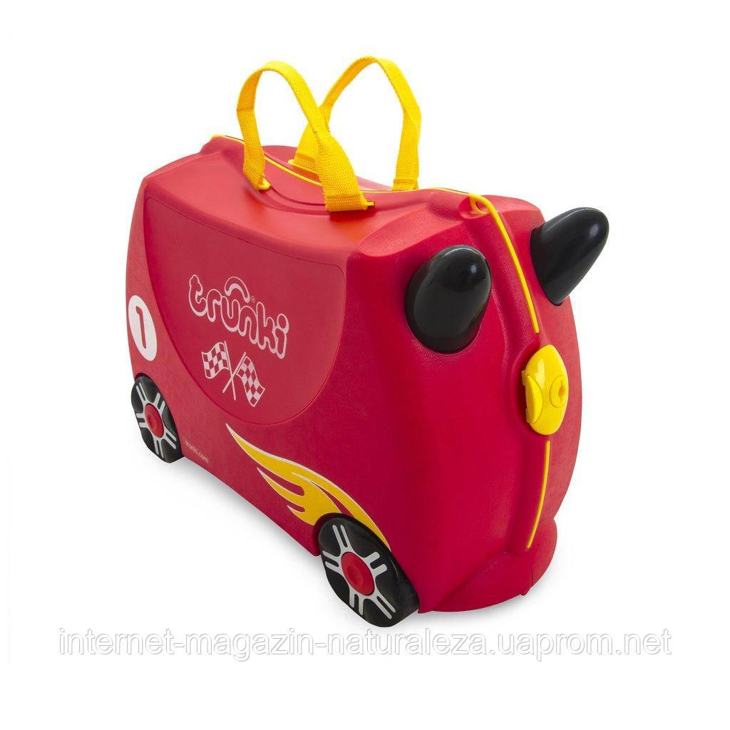 Детский чемодан Trunki Rocco - Интернет-магазин La Flor - качественные  товары и игрушки для 3829024d63d