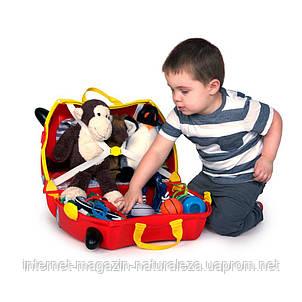 Дитячий валізу Trunki Rocco, фото 2