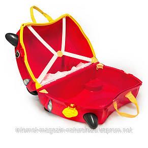 Детский чемодан Trunki Rocco, фото 3