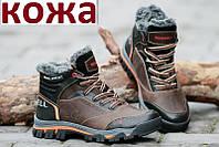 Ботинки мужские зимние кожаные Merrell