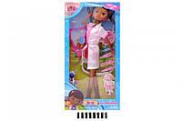 Кукла Доктора Плюшева 8904-5 с аксесуарами