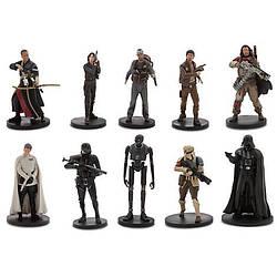 Большой набор фигурок Делюкс Звездные войны Дисней/ Star Wars Figure Set Disney