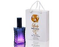 Paco Rabanne Lady Million (Пако Рабанн Леди Миллион) в подарочной упаковке 50 мл