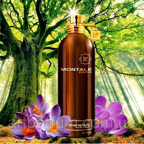 Montale Aoud Safran 20ml Unbox