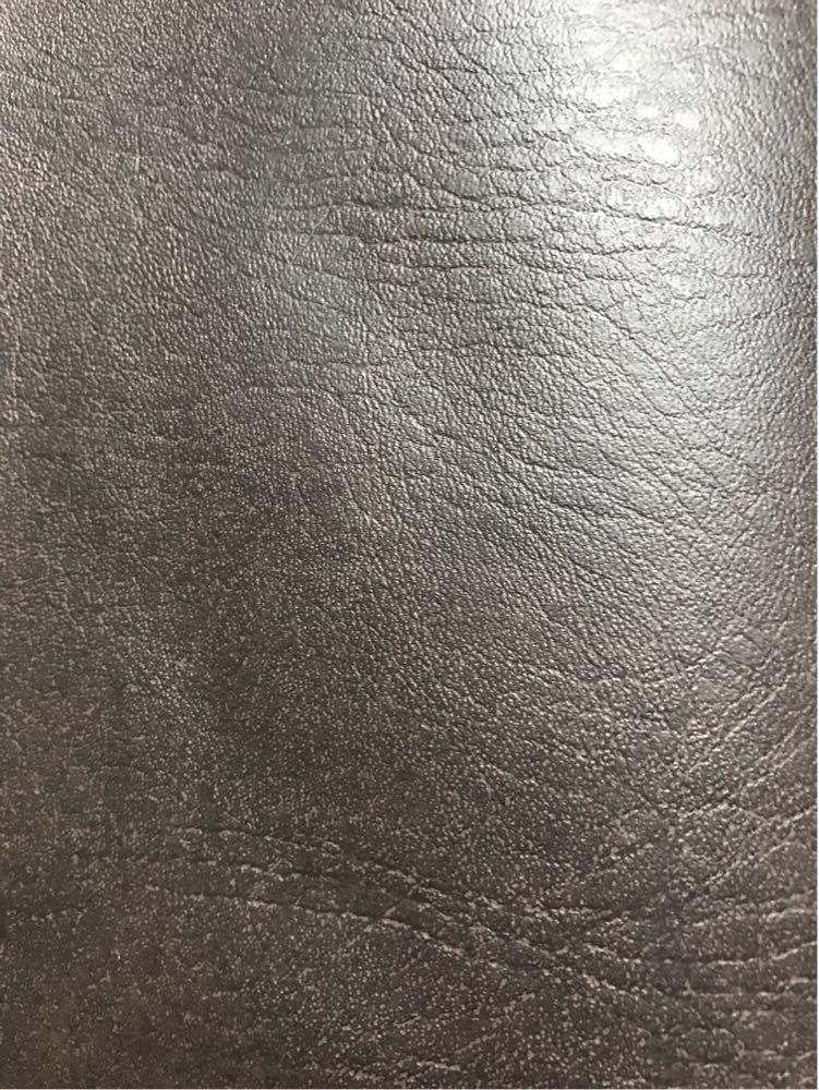 Дерматин(шкір.заступник) на метраж гладкий ширина 1м Темно-Коричневий