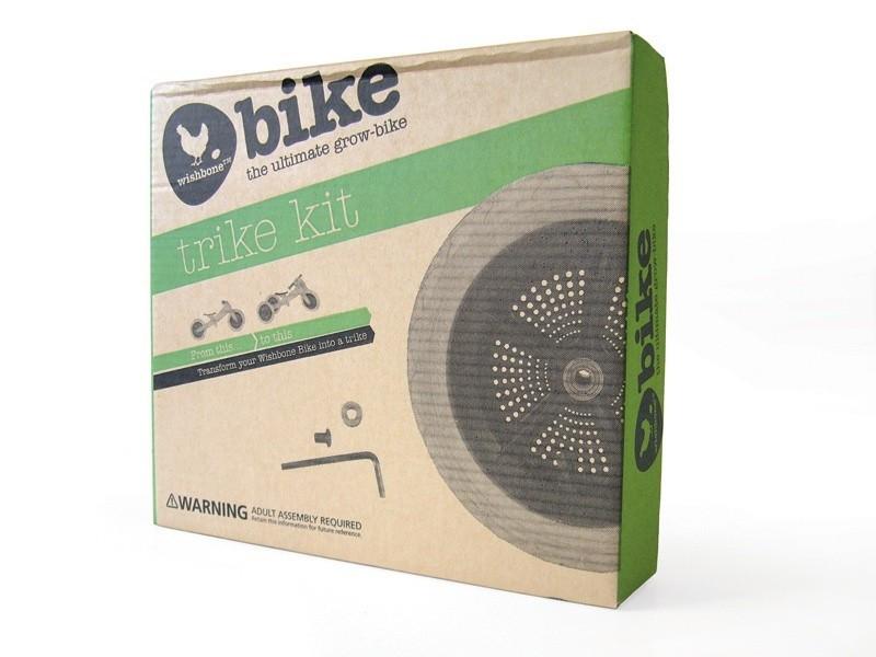 Wishbone - Колесо trike kit для беговела Bike Recycled