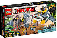 Лего Ninjago Бомбардувальник Морський диявол 70609
