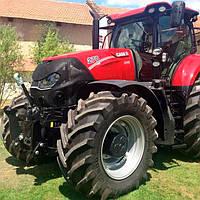 Рассекреченный трактор Case IH Optum