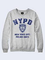 Женский свитшот Полиция Нью-Йорка