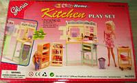 Кукольная мебель Глория Gloria 21016 Кухня