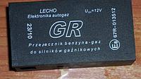 Кнопка LECHO переключения газ/бензин GR-02 (шт.)
