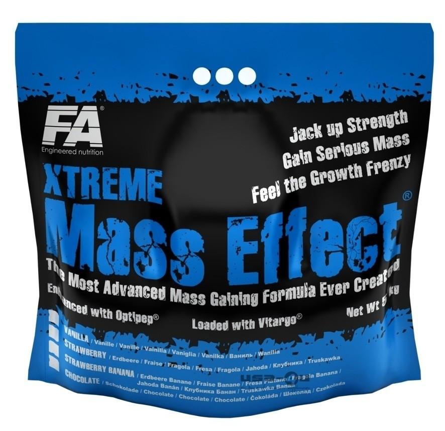 Fitness Authority Xtreme Mass Effect 5 kg Экстрим Масс Эффект 5 кг