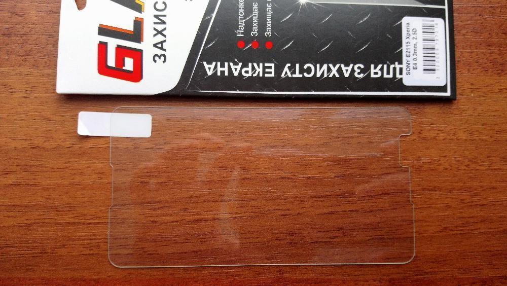 Защитное стекло для SONY E2115 Xperia E4 Sony E2104 Sony E2105 0.3 мм,
