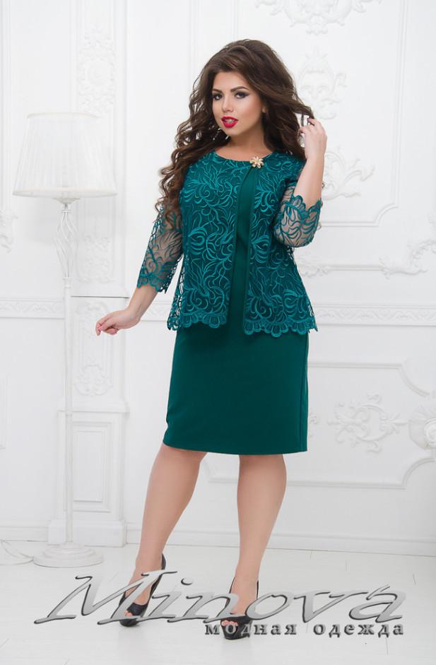 2827ea9c0bb Вечернее нарядное платье от ТМ Минова прямой поставщик недорого в Украине  России ( р. 52