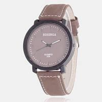 Наручний годинник Rosinga, Коричневий, Унісекс, фото 1