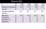 Детское кашемировое пальто с мехом на карманах рост:134,140,146,152, фото 7