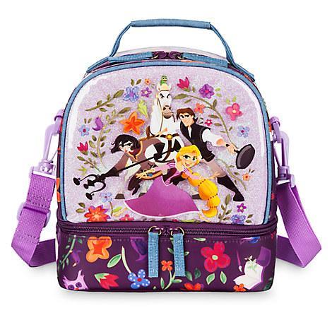 Ланчбокс сумочка Рапунцель Дисней /Lunch Tote Rapunzel Disney