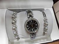 Женские часы Аnne Klein Жемчуг (Серебро)