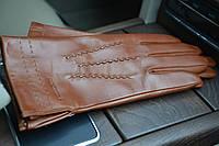 Теплые перчатки на шерстяной подкладке