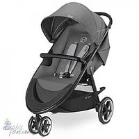 Прогулочная коляска Cybex Agis M-Air 3 Gold Line Manhattan Grey