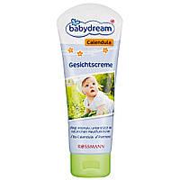 Детский крем для лица Календула babydream