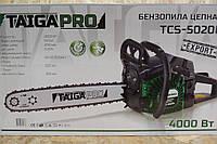 Бензопила TaigaPRO TCS-5020L (2 шины, 2 цепи), фото 1