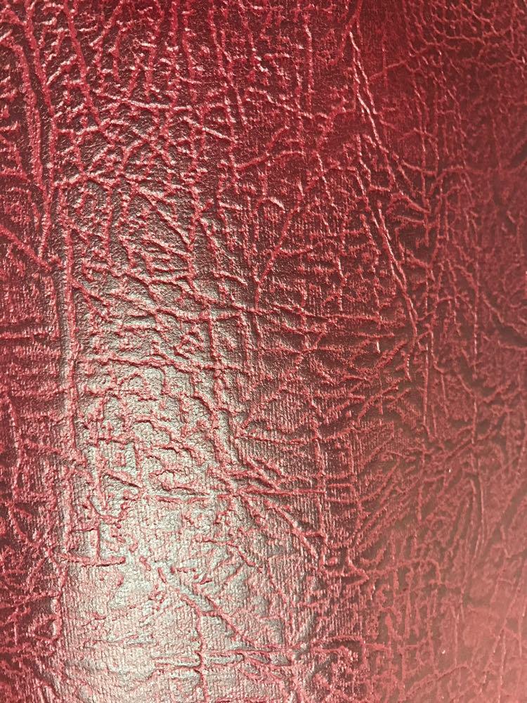 Дерматин (кож.зам) 1м тисненный Бордо