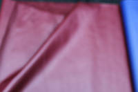 Кожзам на основе замши (бордо)