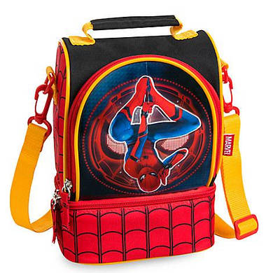 Ланчбокс спайдермен Дисней / Spider Man Lunch Tote Disney