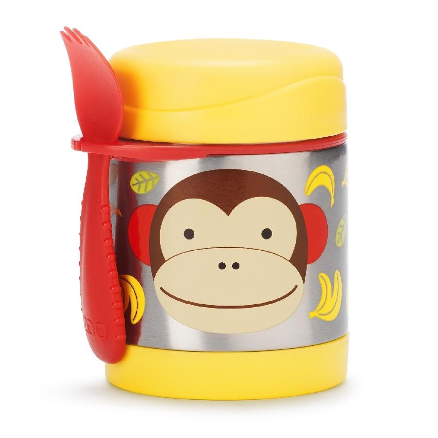 Термос для їжі Мавпочка Skip Hop 252376
