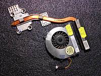 Система охлаждения кулер радиатор DC280003L00 ноутбука Acer aspire 5520