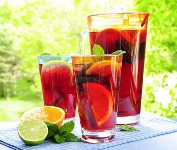 Ароматизатор Фруктовый коктейль Xian Taima «Fruit Cocktail» 5 мл