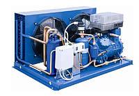 Компрессорно-конденсаторный агрегат с воздушным охлаждением LB-D416-0Y-1M