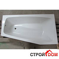 Акриловая ванна Polysan Projekta II BE16090 160x90 правосторонняя