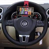 Универсальный держатель телефона на руль HOLDER 800