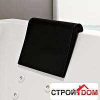 Подголовник чёрного цвета для ванн Kolpa-San SAM