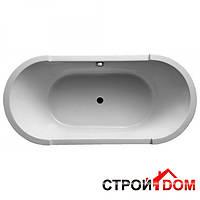 Акриловая ванна овальная 190х90 отдельностоящя с ножками и панелями Duravit Starck 700012