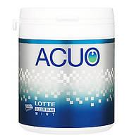 Жевательная резинка LOTTE ACUO Blue mint 140 гр.