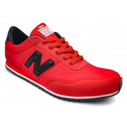 Кроссовки в стиле New Balance 395 Red Black