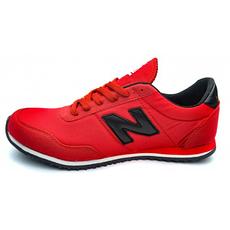 Кроссовки в стиле New Balance 395 Red Black, фото 2
