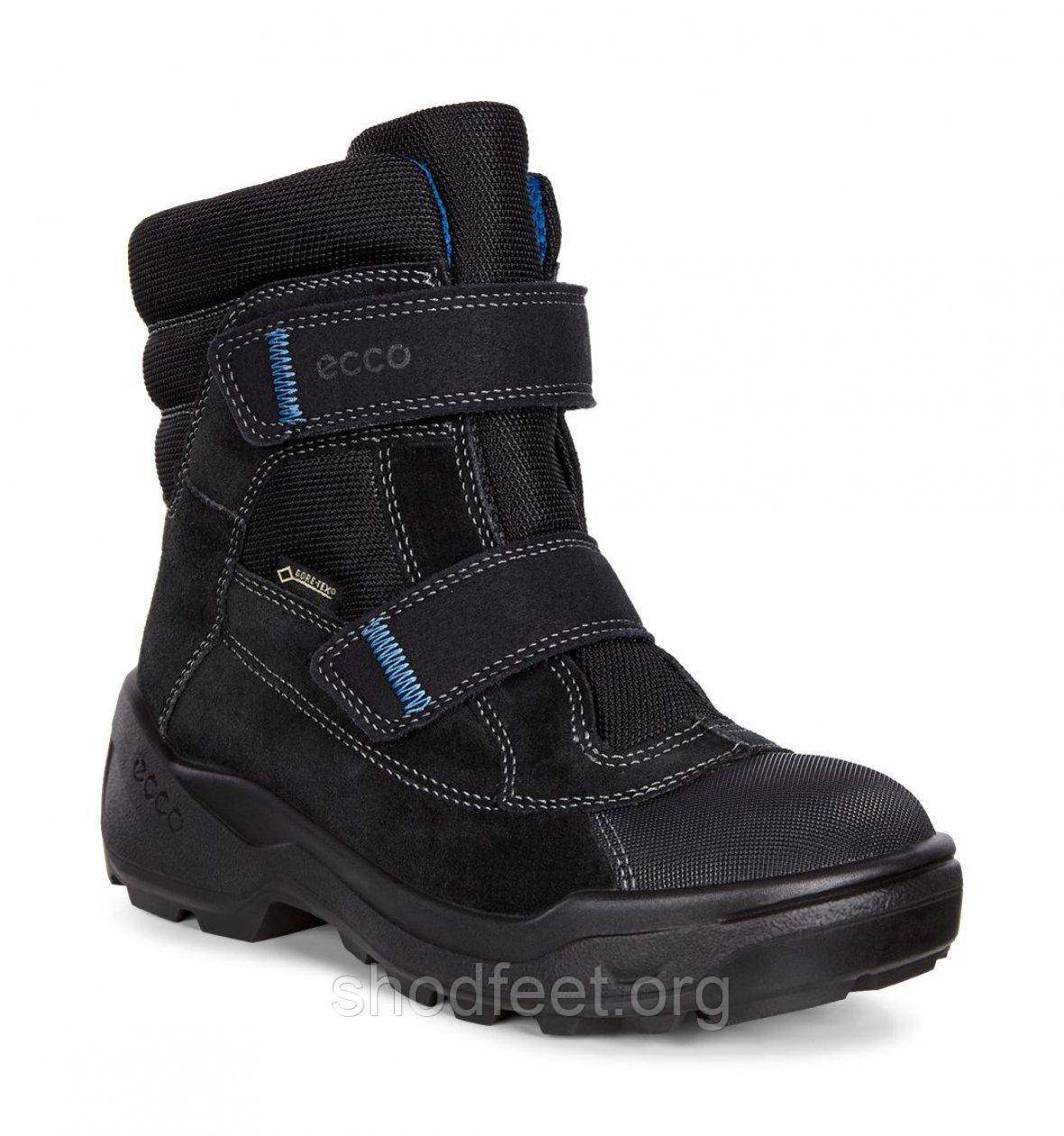 Подростковые ботинки Ecco Snow Rush Gore-Tex 732633-51707 - ShodFeet в  Харькове 002fa142d72