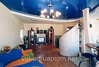 Натяжной потолок (Лак 320 см белый/цветной)