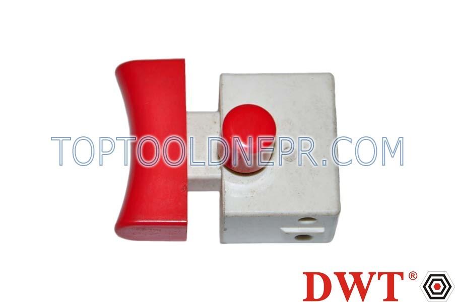 Кнопка для болгарки DWT WS-150 SL