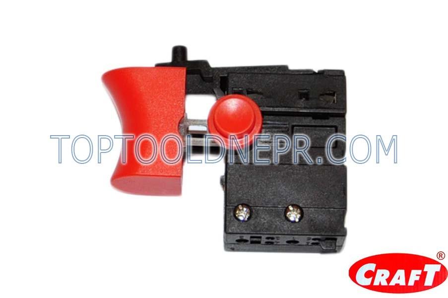 Кнопка для шуруповерта электрического Craft CED 1000