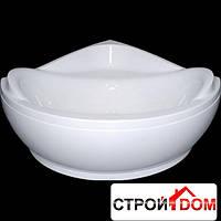 Ванна WGT Illusion комплектация Easy (врезной смеситель)
