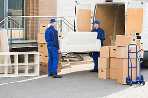 Перевозка мебели в Оренбург и область